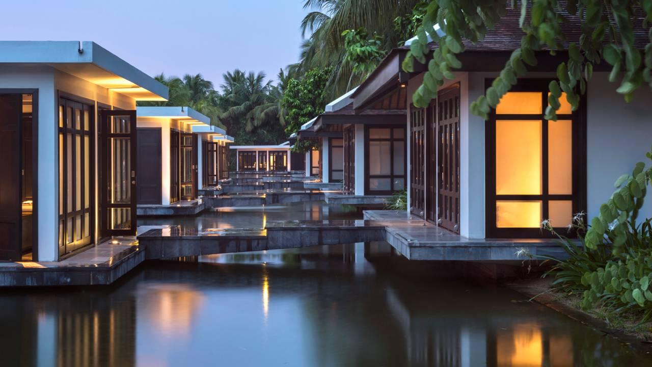Four Seasons Resort Nam Hai, Hoi An Spa Treatment Villas