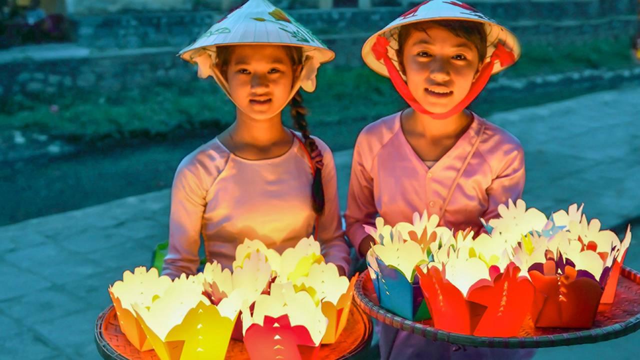 Four Seasons Resort Nam Hai, Hoi An, Wish Candles