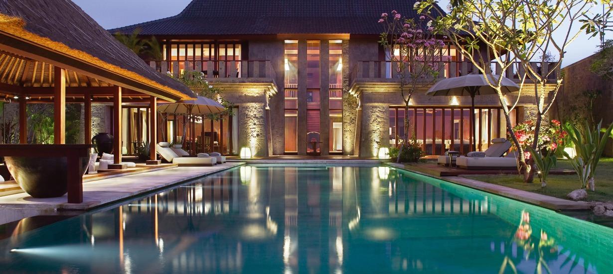 Bulgari Bali Poolside