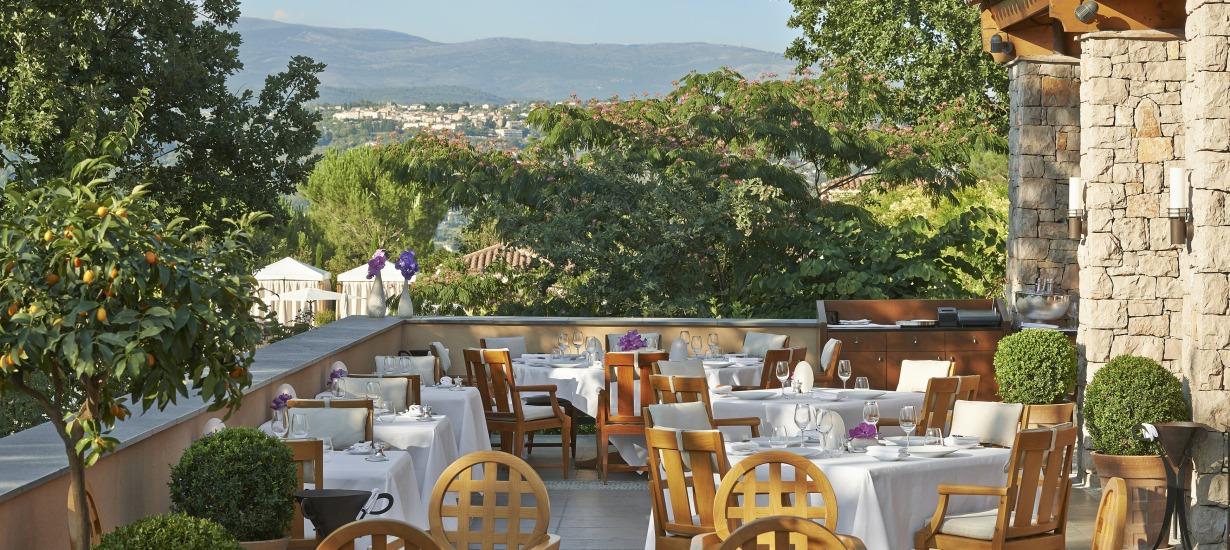 Terre Blanche Hôtel Spa Golf Resort - Restaurant