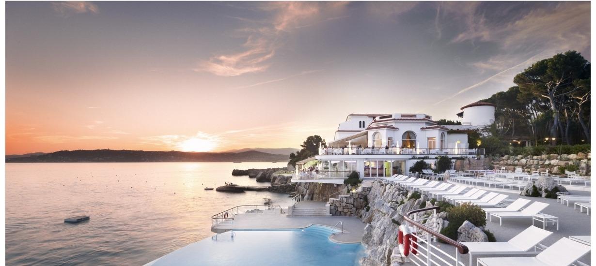 Hotel du Cap Eden Roc - Spring re-openings