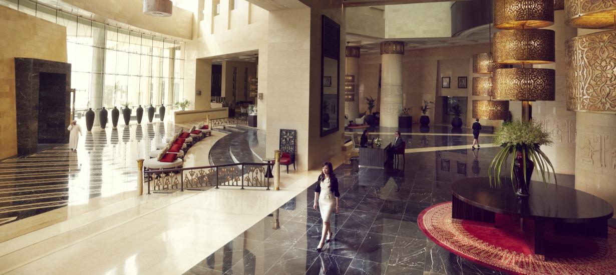 Raffles Dubai -