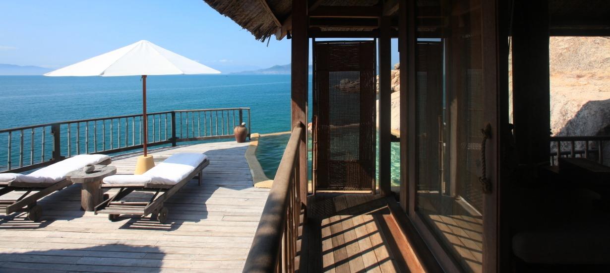Six Senses Ninh Van Bay - Beachfront resorts