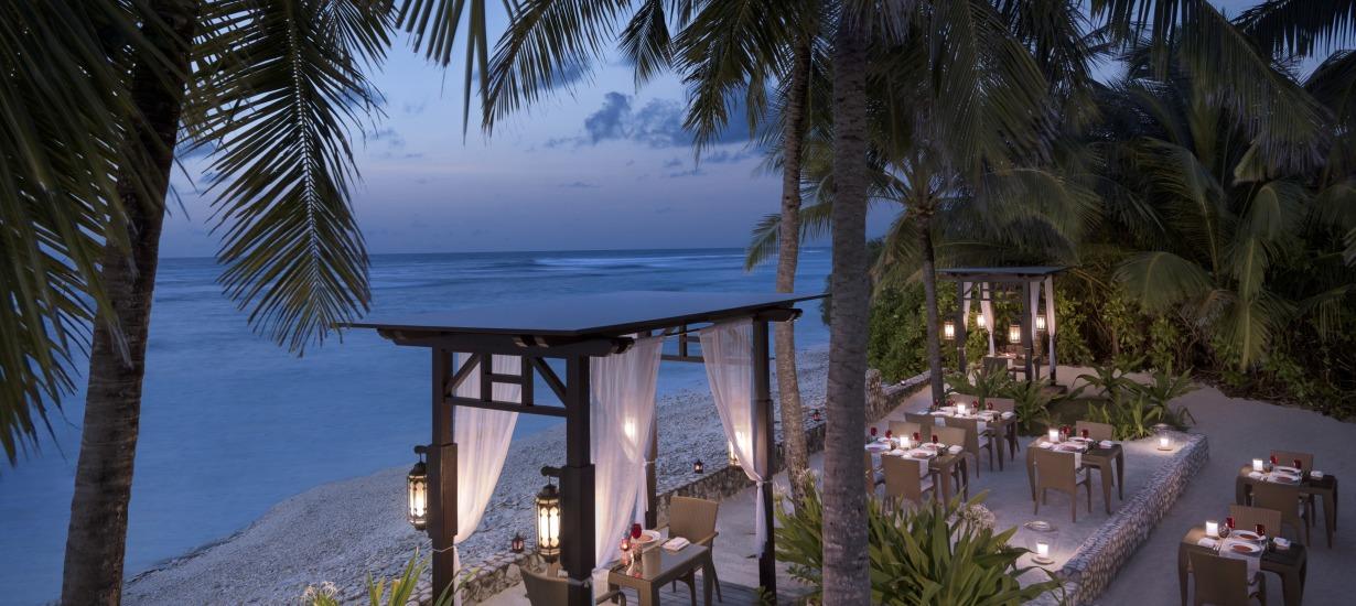 Shangri- La Villingili Resort & Spa, Maldives - Dr Ali's