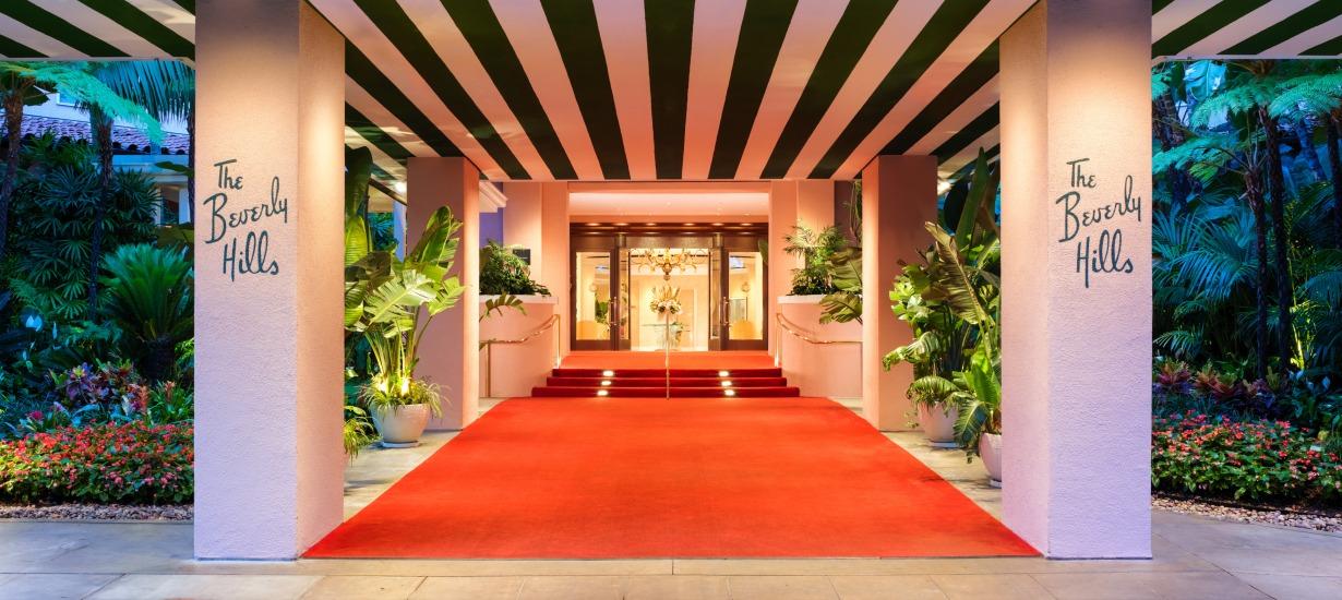 Hotel News - Beverley Hills Hotel Hotel exteriors