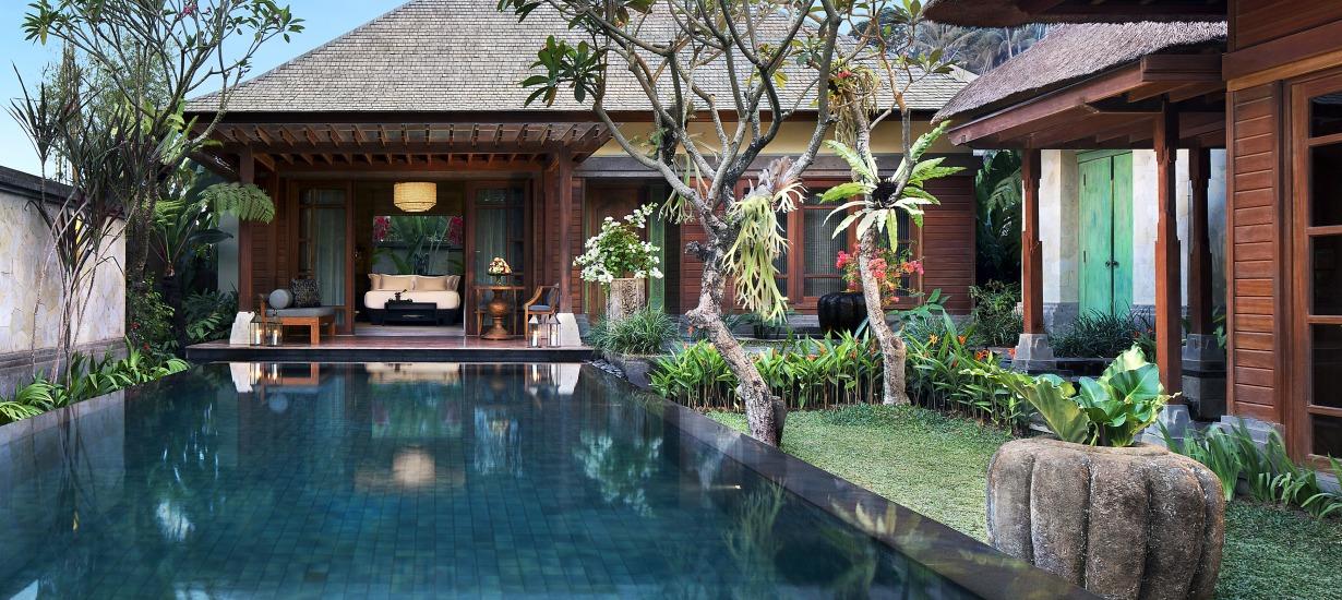 Best hotels in Bali - Mandapa a Ritz Carlton Reserve