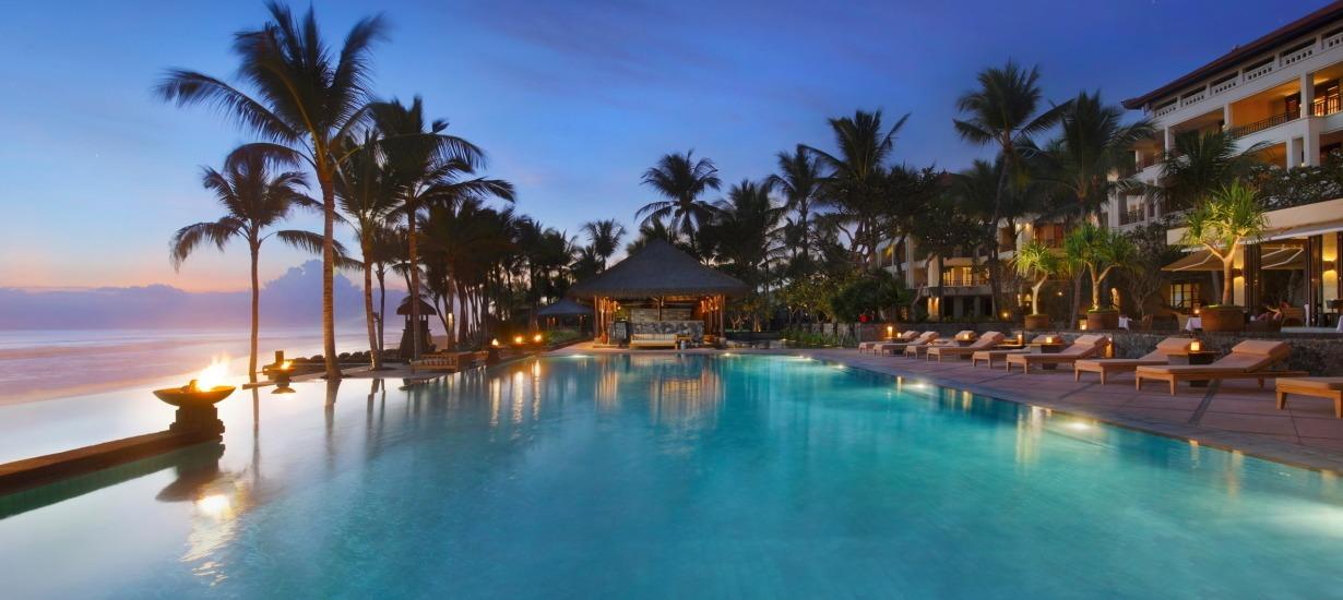 Best Luxury Hotels In Bali The Legian