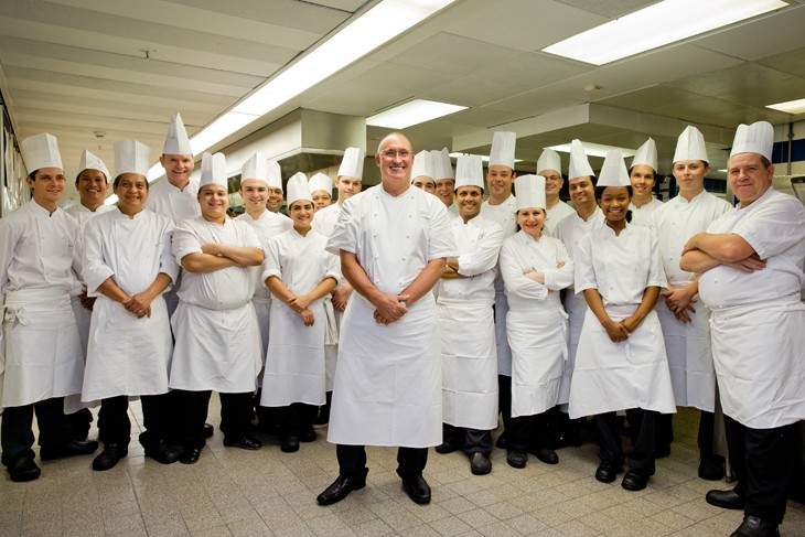 News from the Dorchester Collection - Henry Brossi Masterclass