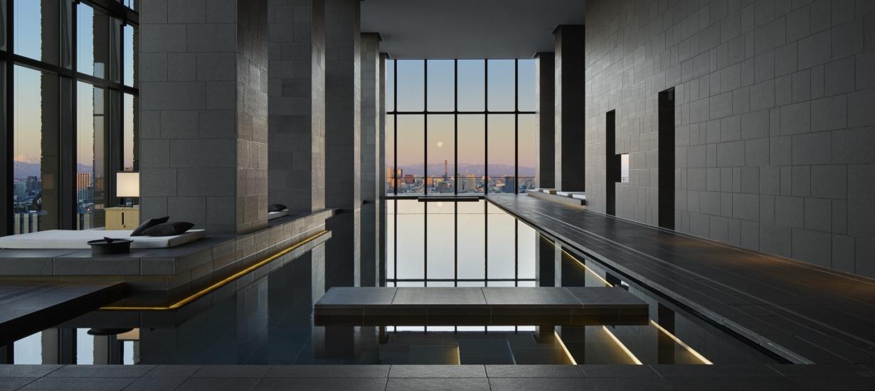 Aman Tokyo - Pool