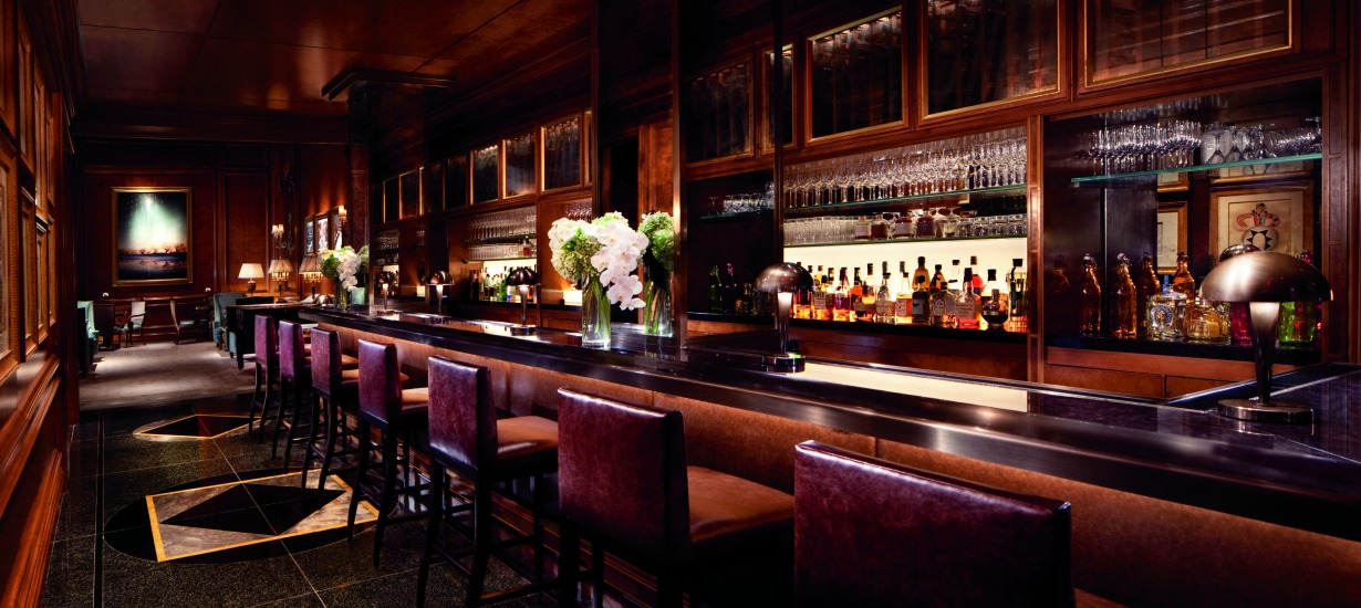 Ritz Carlton New York Central Park - Star Lounge Bar