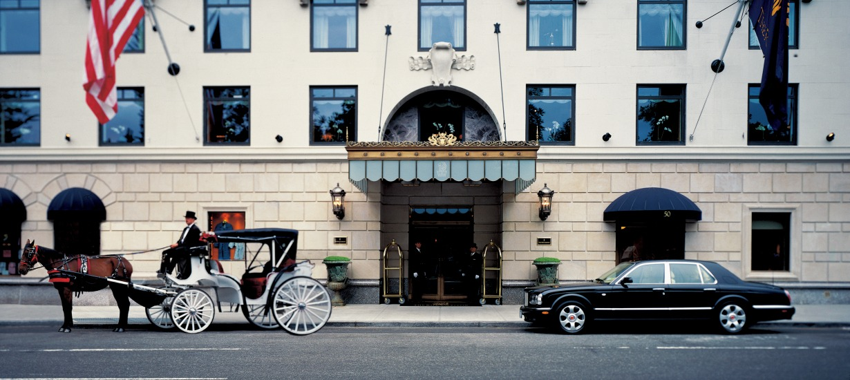 The Ritz Carlton New York Central Park - Exteriors