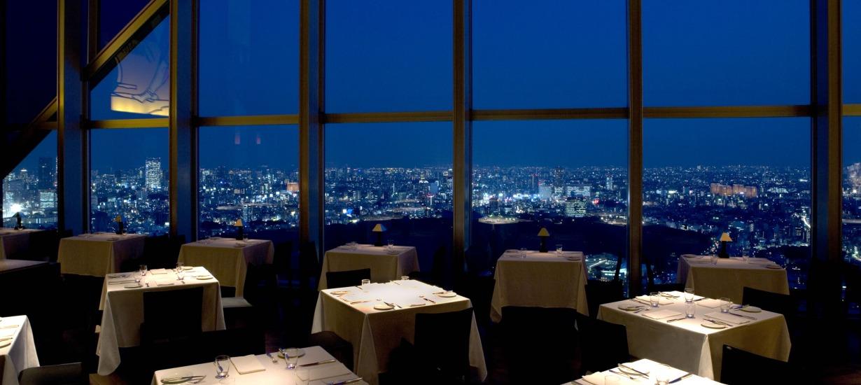 Park Hyatt Tokyo - Most beautiful hotel views