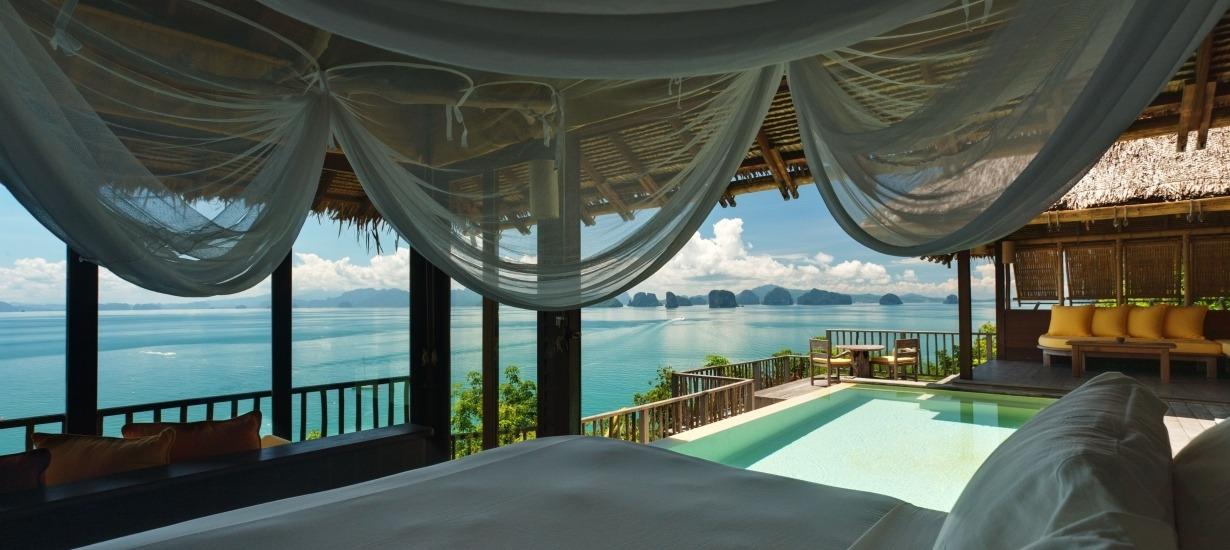 Six Senses Yao Noi - Most beautiful Hotel views
