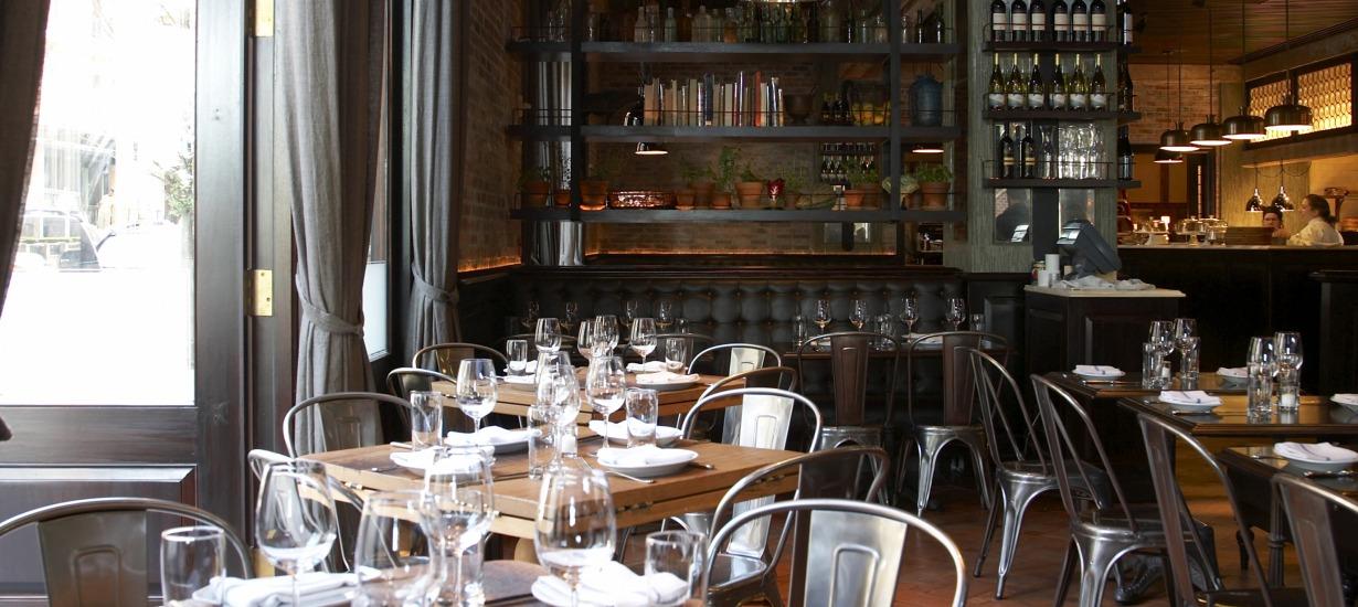 Best Hotels Restaurants NYC - The Greenwhich Hotel - Locanda Verde