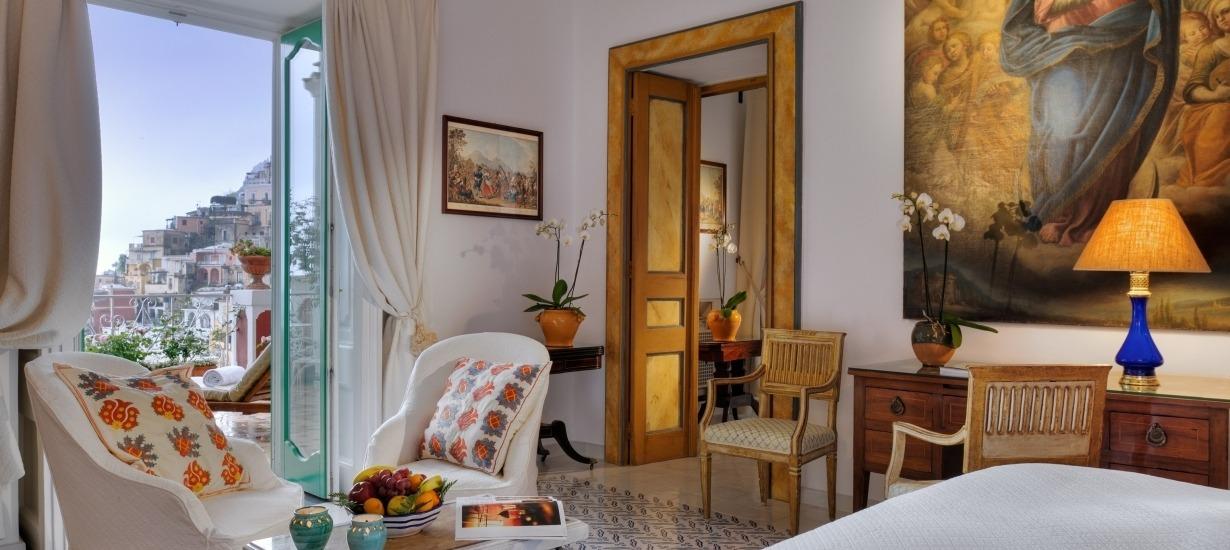 Le Sirenuse Hotel - Hotel spring re-openings
