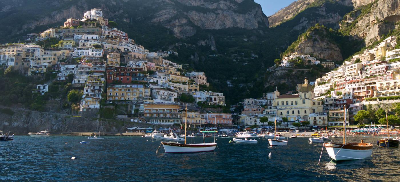 Positano Amalfi Coast - Spring re-openings