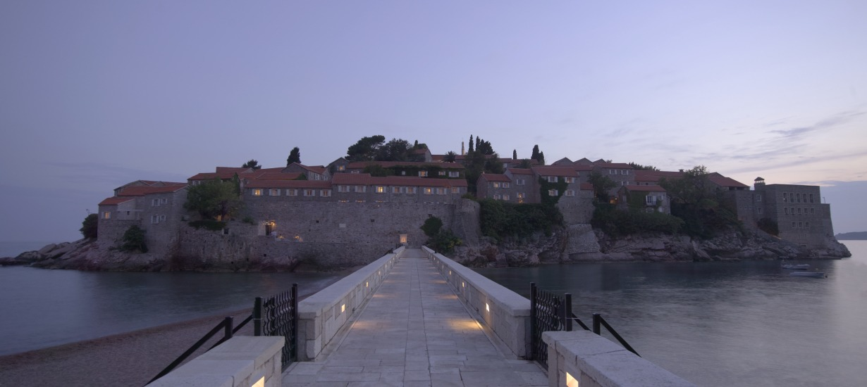 Aman Sveti Stefan - Aman Hotels