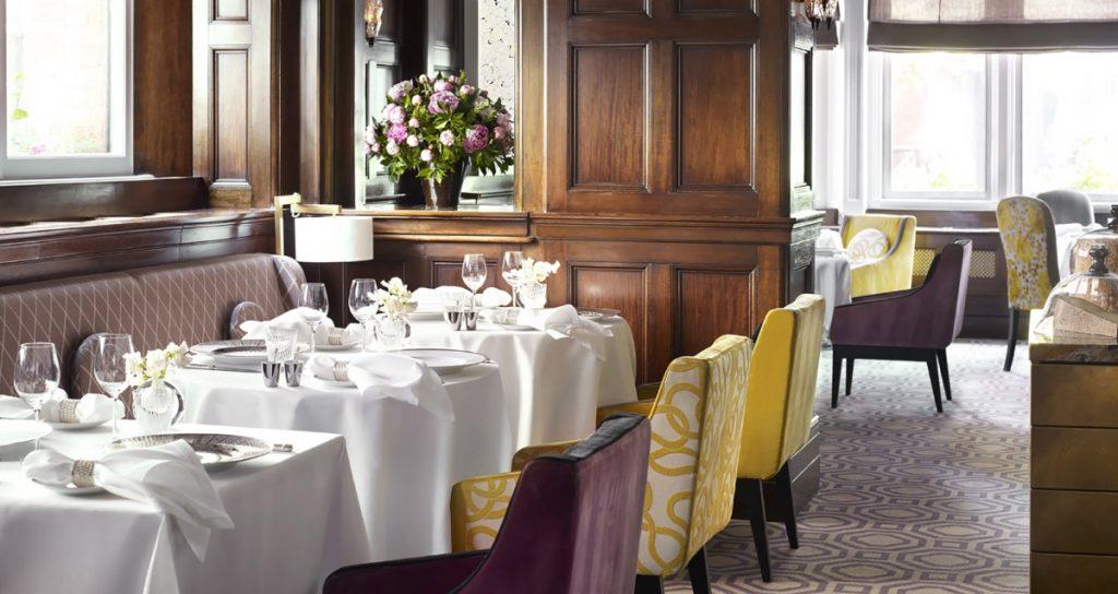 The Connaught's Two Michelin-Starred Hélène Darroze Restaurant