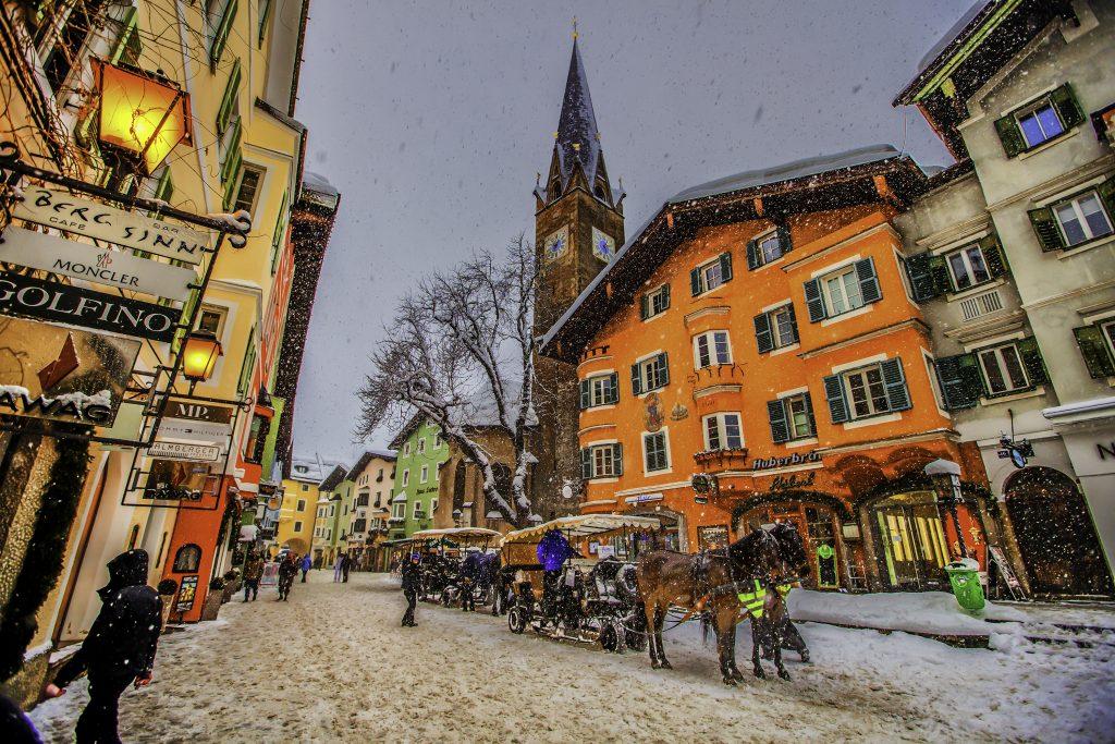 Kitzbühel Town