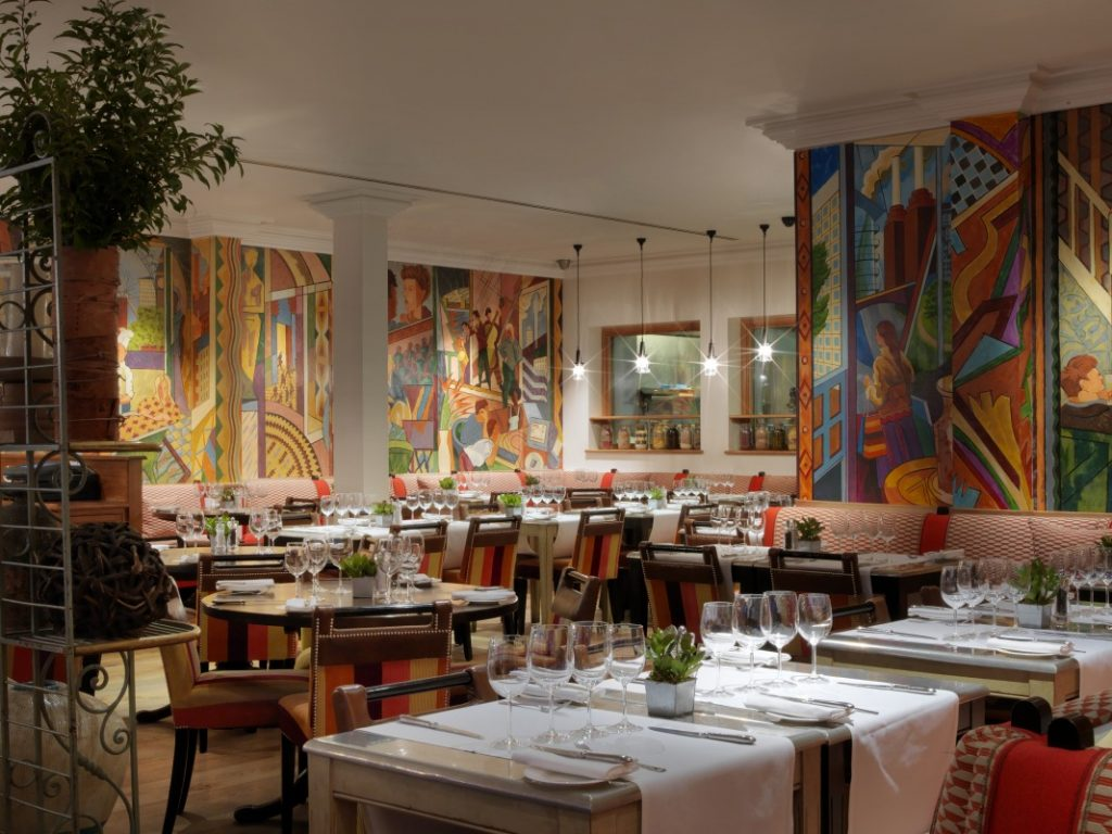 The Oscar Bar & Restaurant