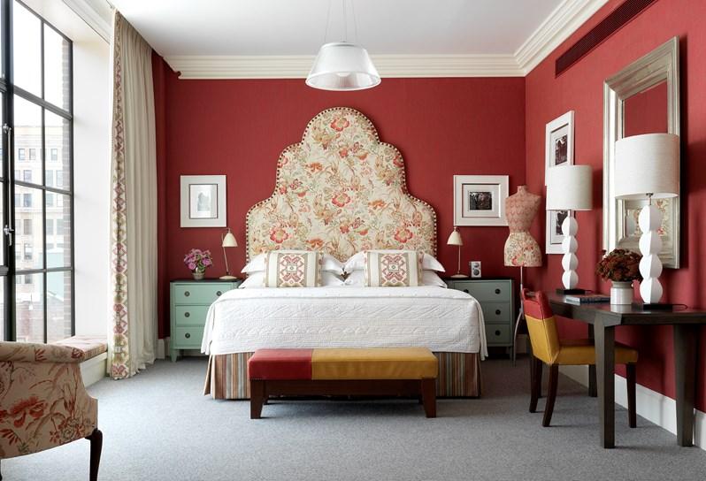The Crosby Suite's Bedroom