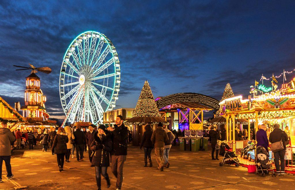 The Hyde Park Winter Wonderland