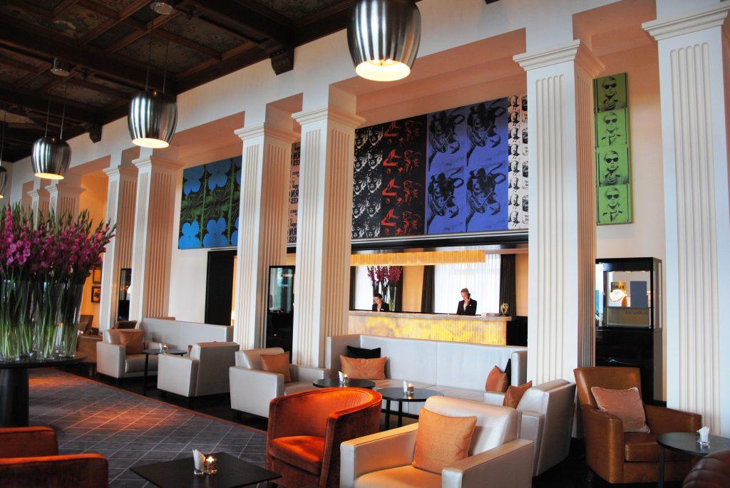 The Dolder Grand Lobby