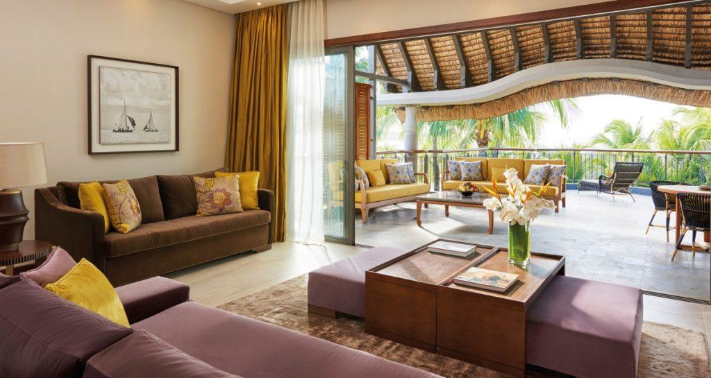 The Penthouse Suite, Royal Palm Beachcomber