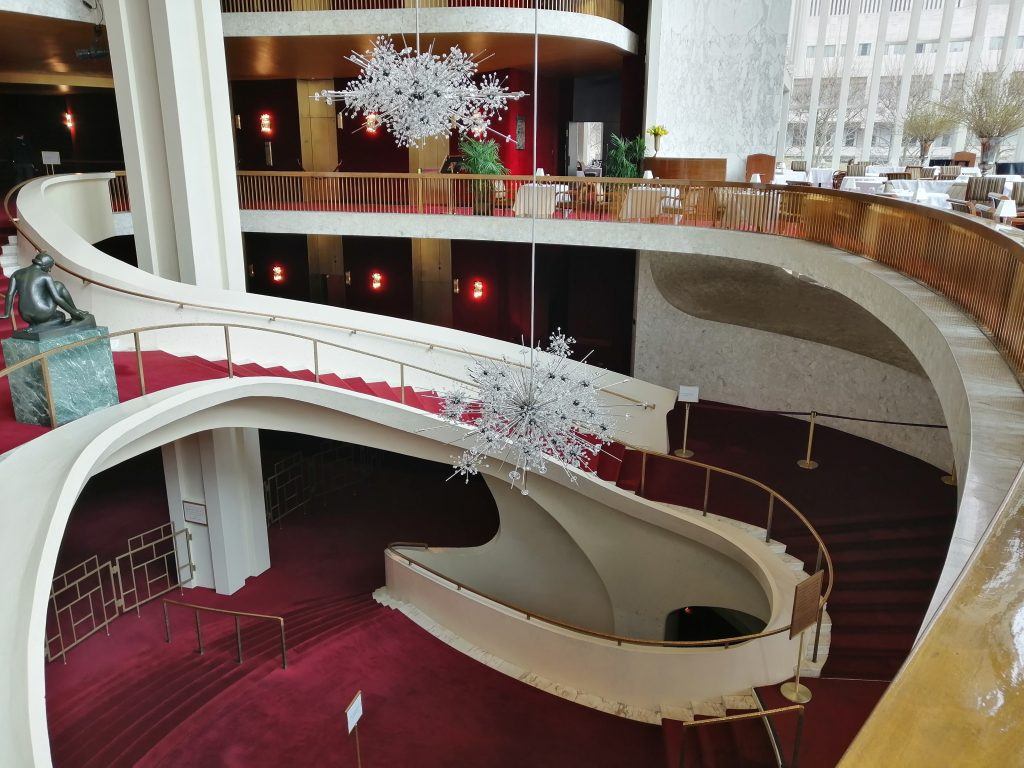 The Metropolitan Opera, NYC