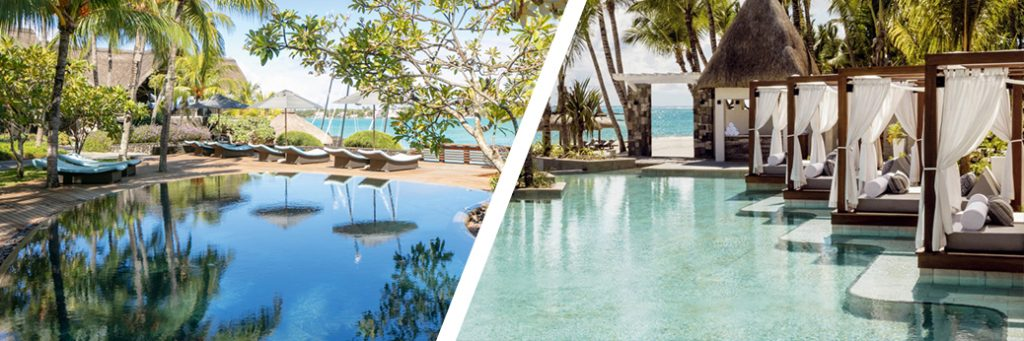 The Royal Palm Beachcomber vs. One&Only Le Saint Géran