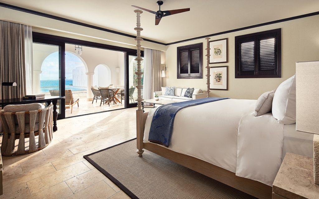 The Premium Beachfront Room