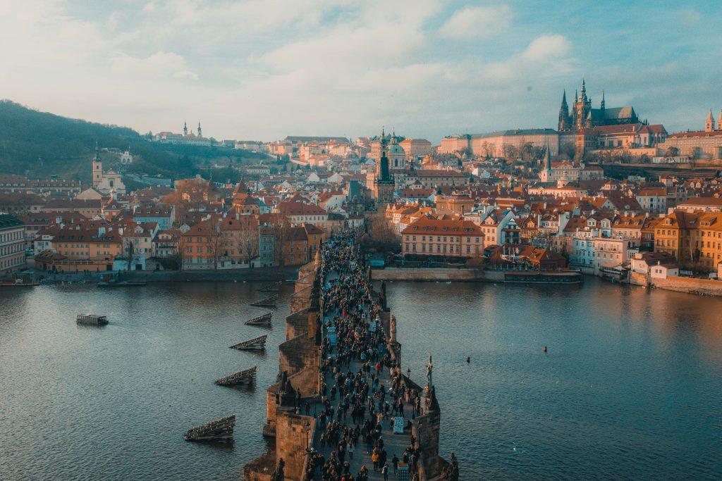 Prague, the Paris of the East