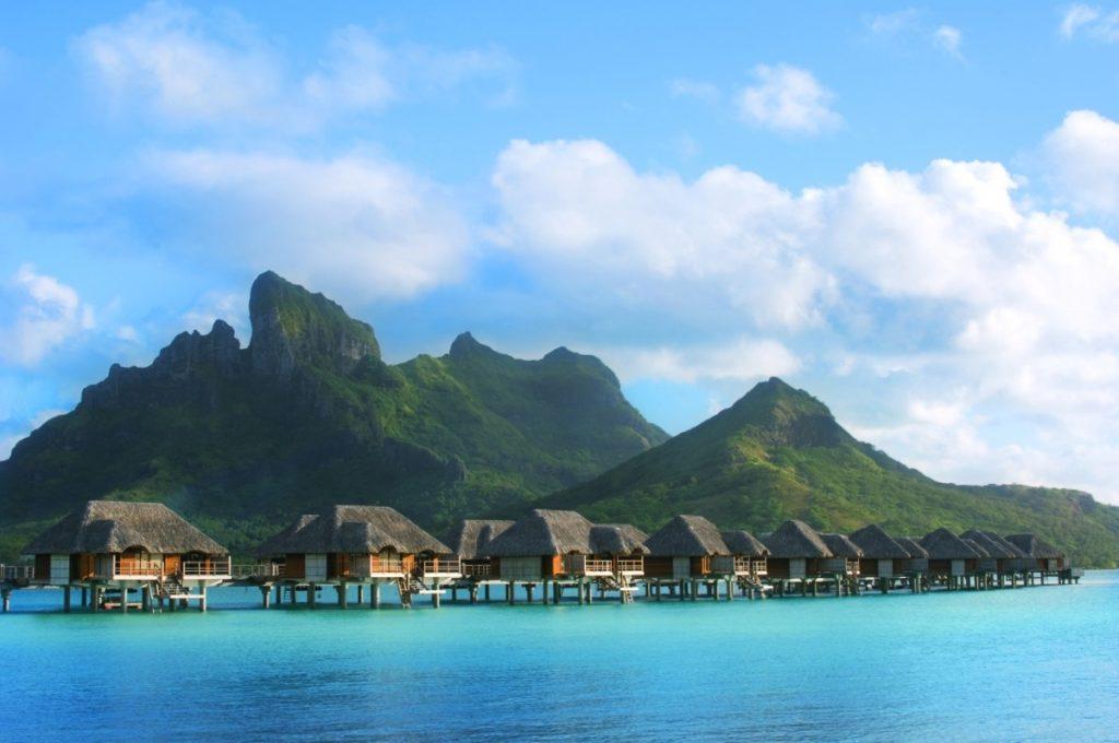 The Four Seasons Resort Bora Bora